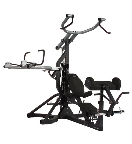 Bowflex Revolution Space Requirements: Body Solid SBL460 PowerLift Freeweight Leverage Gym